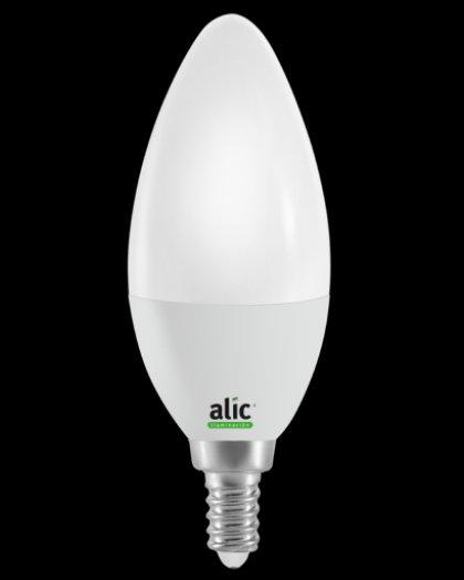 Lámpara Velita ECO LED 5W Luz Cálida E27