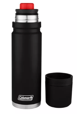 TERMO ACERO INOXIDABLE 700ML NEGRO 360 MATERO