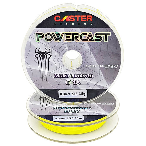 MULTIFILAMENTO CASTER POWERCAST 0.18MM