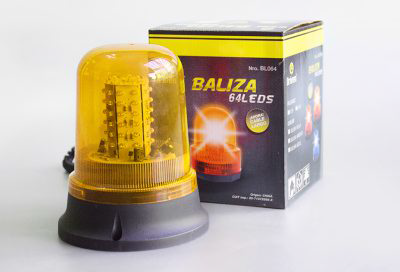 BALIZA 64 LED
