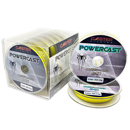 MULTIFILAMENTO CASTER POWERCAST 0.25MM