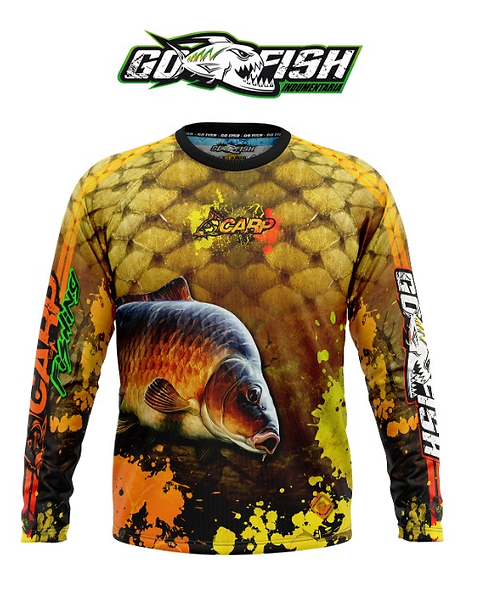 CAMISETA CARPA FISHING