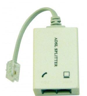 FILTRO ADSL 2 PUERTOS TET0093