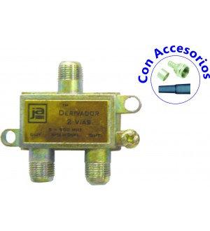 DERIVADOR 2 TV COMPLETO TVD0032