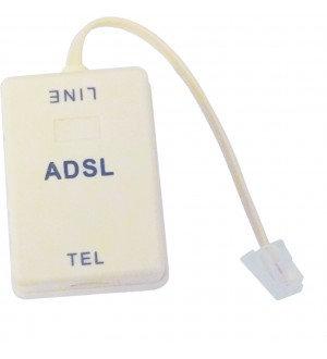 FILTRO ADSL 1 PUERTO TET0094