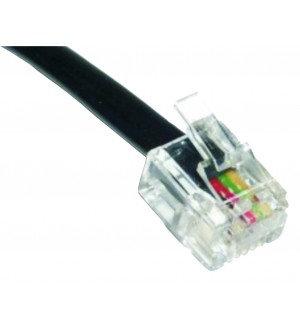 CABLE PROLONG TELEF 8MT MARFIL TEC108M