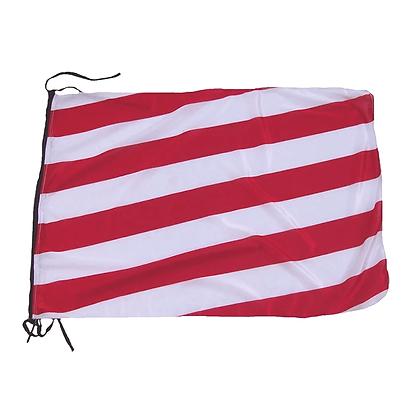 bandera de señalizacion 0.60mts x 0.45 mts