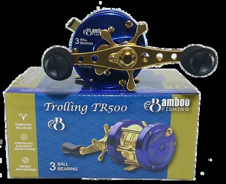REEL TROLLING TR 500 BAMBOO
