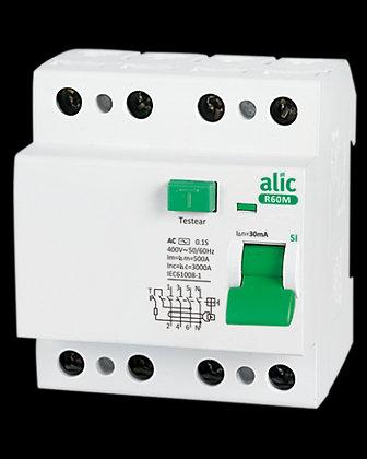 Interruptor Diferencial 4 X 40A