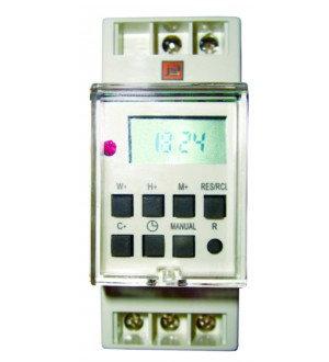 TIMER DIGITAL P/RIEL DIN JA-1670 TIM1670