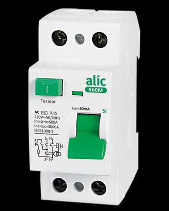 Interruptor Diferencial 2 X 40A