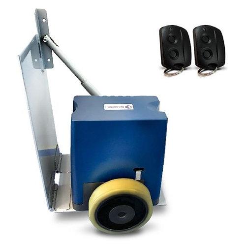 Kit automatización portón pivotante Robot 600 kg una hoja