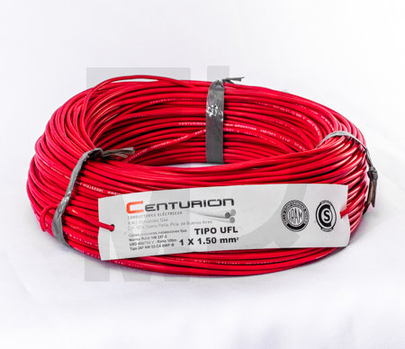 Cable Unipolar 1 x 1,5mm
