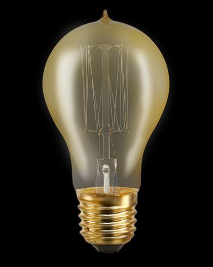 Lámpara Incandesc. ANTIQUE A21 20W E27 230v