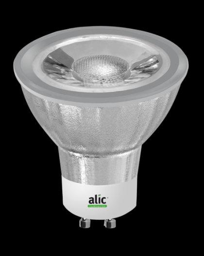 Dicroica GU10 LED Style 5W 38º Verde