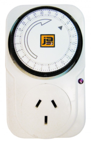 TIMER ANALOGICO PROGRAMABLE JA-1660