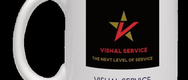 Personalized Star-Vish Mugs