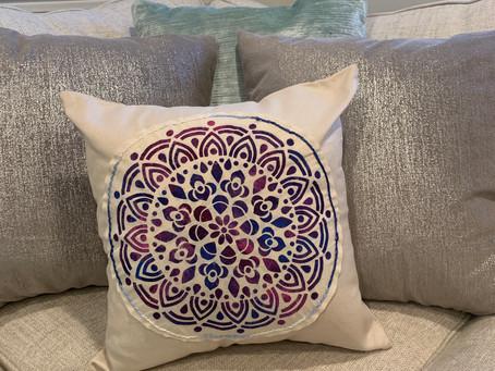 Amazing Medallion Pillows