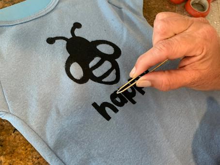 Design & Paint a kids T-Shirt