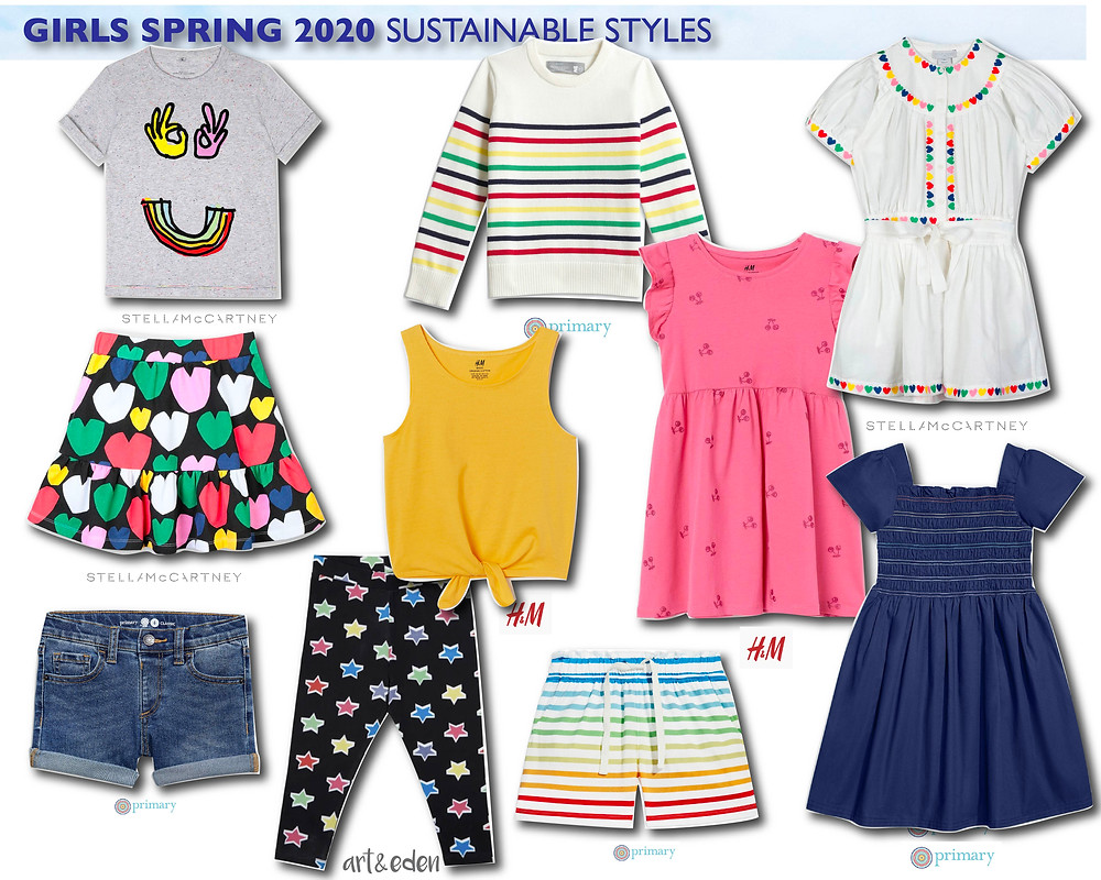 spring 2020 sustainable fashion styles