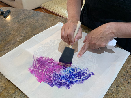What To Do When Making A Stencil Mistake