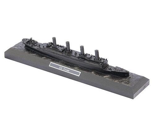 RMS Titanic - cold cast bronze