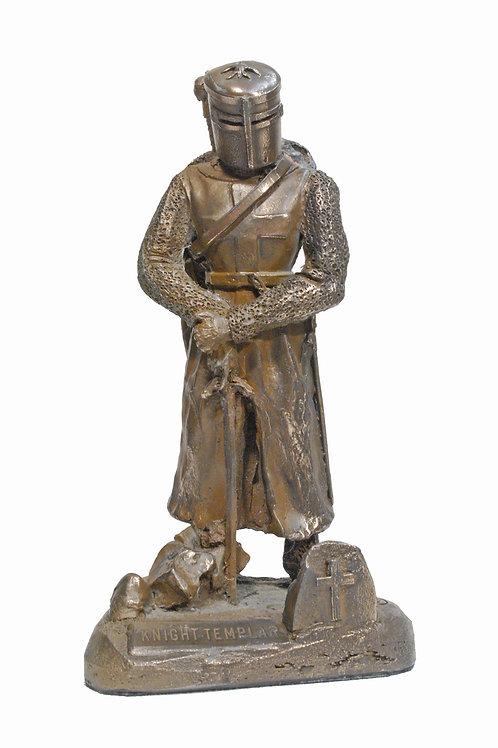 Knight Templar standing
