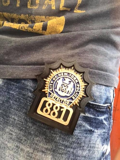 Die hard - John Mclane NYPD Police Badge