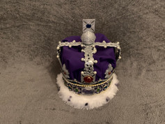 replica imperial state crown