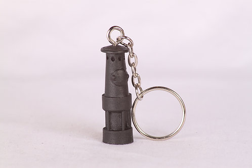 Miners Lamp Keyring