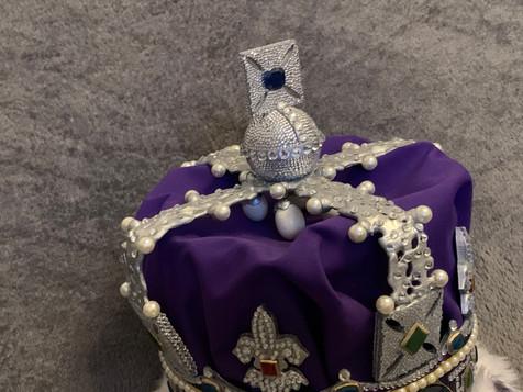 replica crown