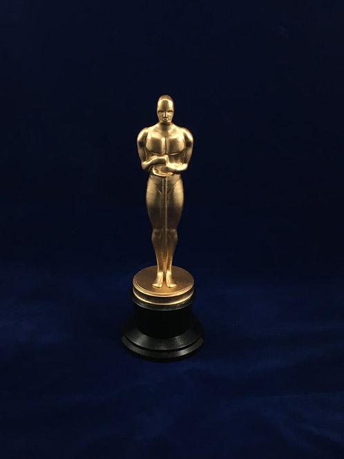 Film award statues