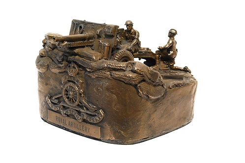 WWII 25 Pounder Gun