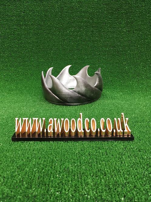 Aerys II Targaryen replica crown