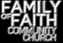 Family of Faith Community Church