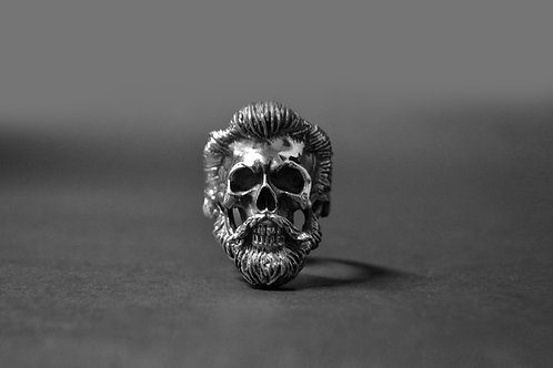 God of Beard - 925 Silver