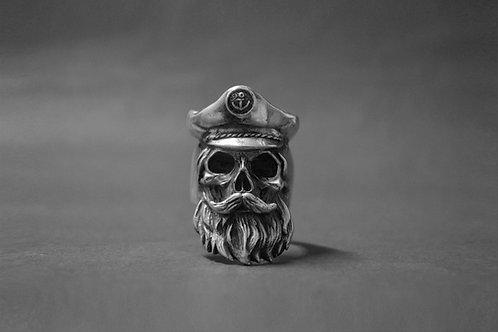 Death Admiral - 925 Silver