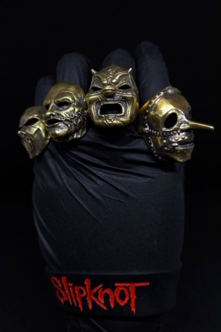 Slipknot Bundle - Gold Brass