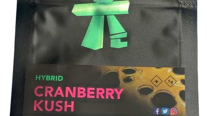 Cranberry Kush