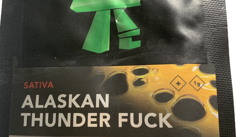 Alaskan Thunder Fuck   LIMITED EDITION