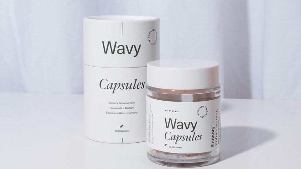 MICROGENIX Wavy Capsules