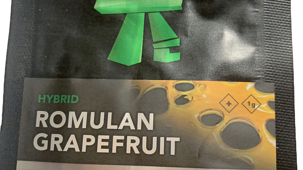 Romulan Grapefruit   LIMITED EDITION