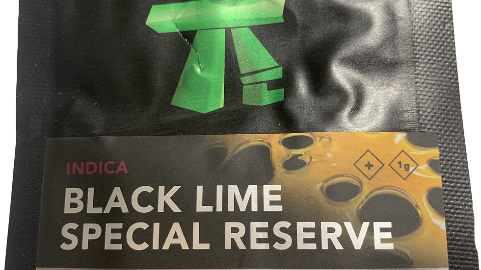 Black Lime Special Reserve   LIMITED EDITION