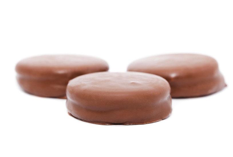 Milk Chocolate Covered Cookies   THC 200MG