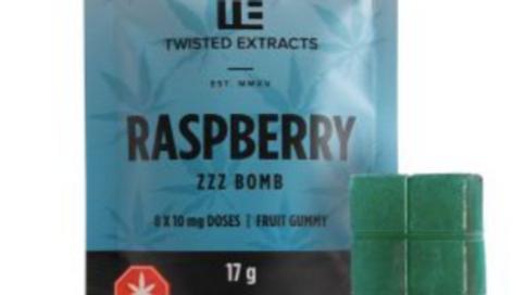 Blue Raspberry Zzz Bomb