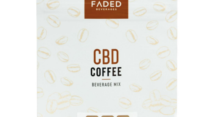 FADED CBD Coffee | 100MG