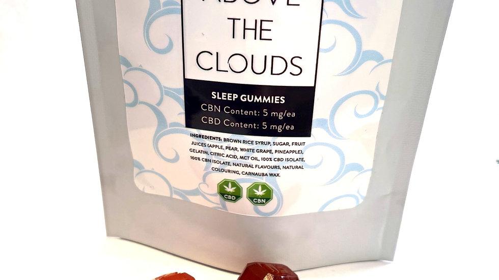 ABOVE THE CLOUDS   Sleep Gummies