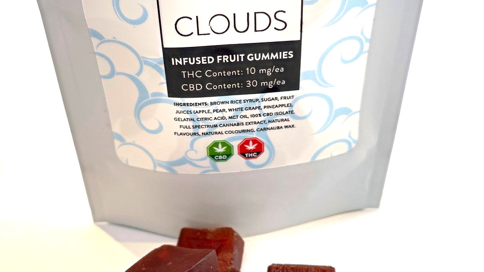 ABOVE THE CLOUDS | 3:1 Gummies