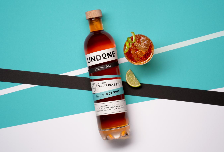 Undone Not Rum