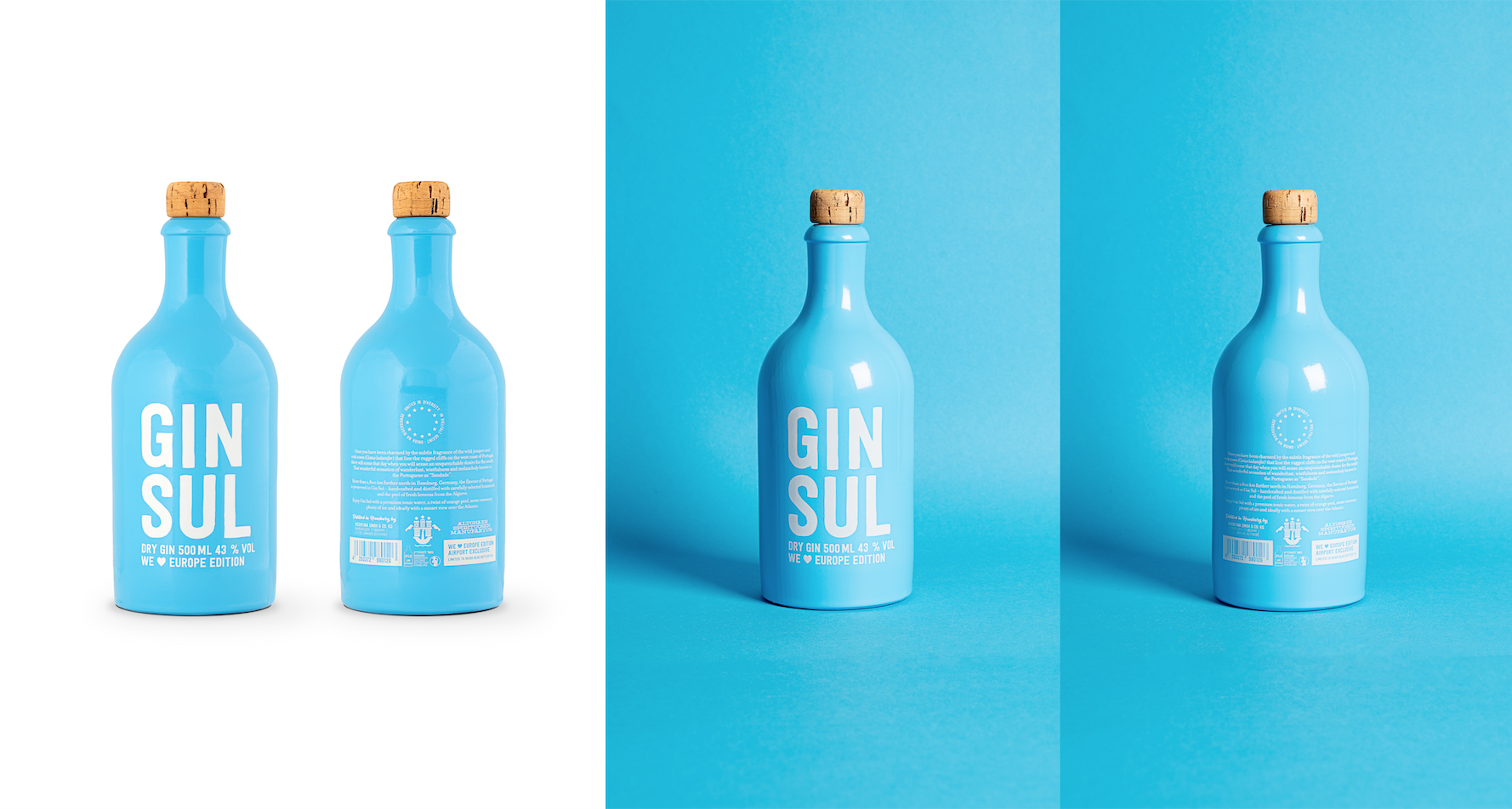 Gin Sul Europe Edition